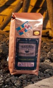 Coffee by Blacksmith Coffee Roastery